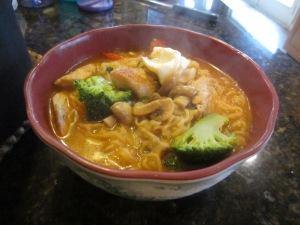 Chicken-Stir Fry W/ Noodles!